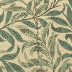 【FILO William Morris フィーロ ウィリアムモリス ウィローボウ FF1037 G 】生地1巾10cm単位カット販売 日本の川島織物が、英国ウィリアムモリスのデザインをFILOブランドとしてジャガード織りにしました!