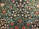 【ウィリアムモリス William Morris ブラックトーン 1】マリメッコ、ボラス、ウィリアムモリス、ハーレ...