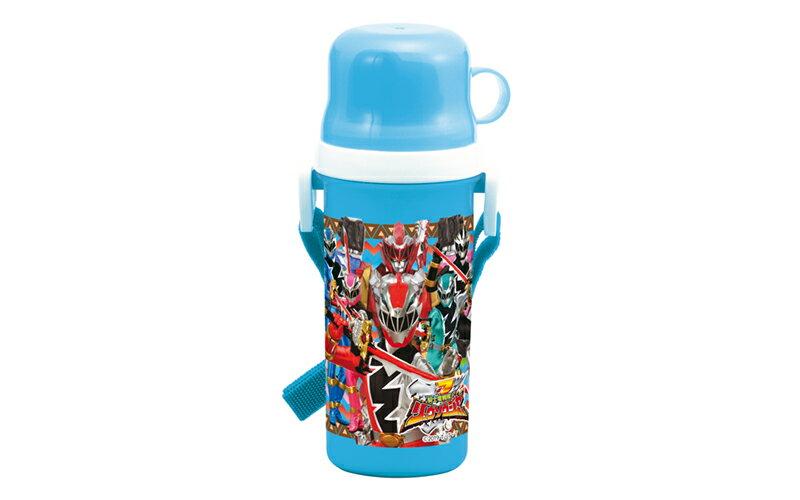 騎士竜戦隊リュウソウジャー コップ付直飲みプラボトル 500ml 小森樹脂画像