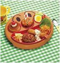 レック/LECアンパンマンランチプレートフェイスランチ皿楽天ウィークリーランキング1位商品!