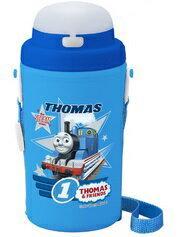 きかんしゃトーマス ストロー付保冷水筒 450ml SC-450S オーエスケー
