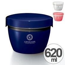 保温弁当箱 カフェ丼ランチ ランタス 620ml 2段 お弁当箱