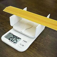 計量器 はかり デジタルスケール パカット 2kg ( キッチンスケール 計量皿 パスタ 量り…
