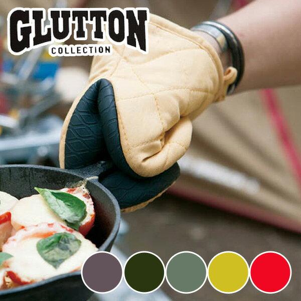 ダルトン DULTON ミトン 鍋つかみ グラットン GLUTTON オーブンミット ( 鍋掴み キッチングローブ オーブングローブ キッチンミトン オーブンミトン グリルミトン 耐熱ミトン 厚手 片手ミトン 左右兼用型 コットン )