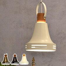 ペンダントライト 1灯ペンダント 北欧 LuCerca Wood Bell 1灯