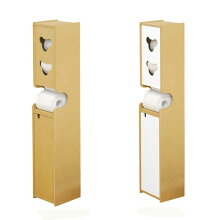 トイレ収納 トイレラック 扉付き