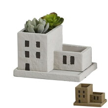 プランター フラワーポット メゾン・コンポジットポット ガーデンポット 植木鉢