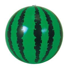 ビーチボール スイカ 35cm