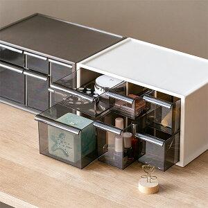 【ポイント最大1倍】デスクワークのごちゃついた机を綺麗に整頓 収納ボックス 小物入れ 収納ケ...