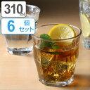 DURALEX デュラレックス PICARDIE ピカルディ 310ml 6個セット ( グラス コップ ぐらす ガラス タンブラー )