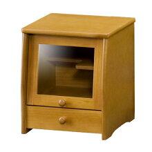 薬箱 サプリメントボックス 収納棚 木製 引出し付 幅23cm