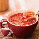 キッチン用品&家電通販専門店ランキング20位 ほっくり スープカップ レッド