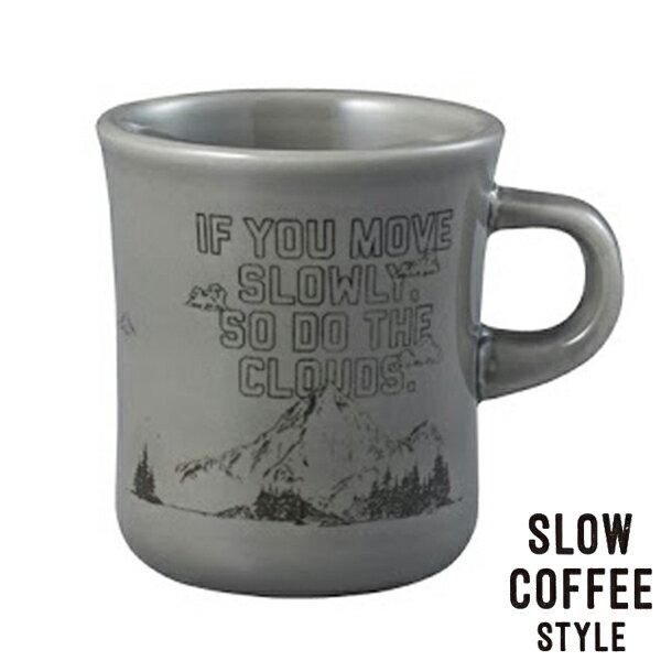 キントー KINTO マグカップ 250ml Cloud SLOW COFFEE STYLE コップ マグ 磁器 ( 食器 北欧 食洗機対応 メッセージカップ ギフト )