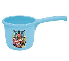【ポイント最大15倍】海賊戦隊ゴーカイジャーのお風呂用手おけ子供用 キャラクター 手桶 洗面器...