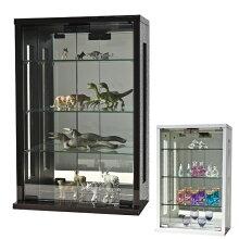 卓上コレクションケース 縦型 ガラス 幅40cm