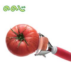 【ポイント最大6倍】湯剥きいらず!トマトの柔らかい薄皮もキレイに剥ける!レーベン ののじ 皮...
