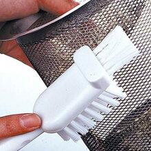 排水口ブラシ L型ブラシ 排水口用 三角コーナー用