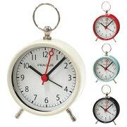 アラーム ポマリー 目覚まし 置き時計 クロック インテリア