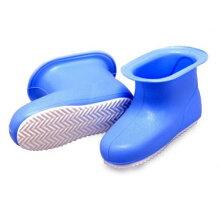 洗濯・浴室用ブーツ カレンナブーツ ブルー