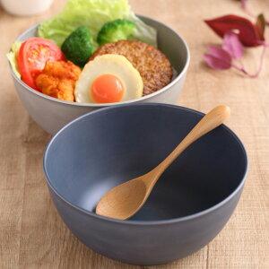 ボウル プラスチック 食器 L 1300ml SEE どんぶり 鉢 日本製 ( 食洗機対応 北欧 電子レンジ対応 丼ぶり 丼 深鉢 器 大きめ うどん鉢 大皿 深皿 大鉢 大 アウトドア おしゃれ グレー ネイビー 洋食器 割れにくい )