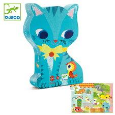 パズル パシャット&フレンド 24ピース ジグソーパズル 幼児 知育玩具 おもちゃ ジェコ