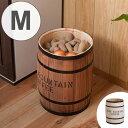 【5月7日以降出荷】コーヒー樽 木樽 ヒノキ製 Mサイズ 高さ43cm...