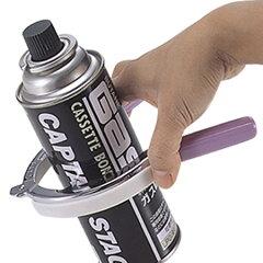 ガス抜き ビンオープナー ガス抜きパンチ ( ガス抜き器 スプレー缶 キッチンツール キッチン用品 )