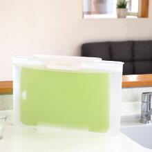 まな板 つけ置き容器 除菌・漂白用 スキット