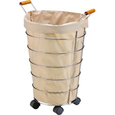 ランドリーバスケット アベル ( ランドリーラック ランドリーワゴン 洗濯かご 洗濯カゴ 洗濯物入れ 脱衣かご 脱衣カゴ 脱衣籠 )