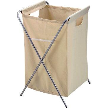 ランドリーバスケット アベル 角型 ( ランドリーラック 洗濯かご 洗濯カゴ 洗濯物入れ 脱衣かご 脱衣カゴ 脱衣籠 )