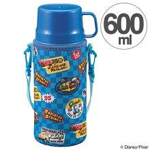 水筒 2WAYキッズボトル 600ml ディズニー カーズ コップ付き 直飲み キャラクター