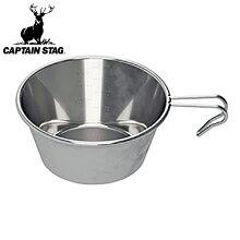 シェラカップ ビッグ 1L ステンレス キャプテンスタッグ