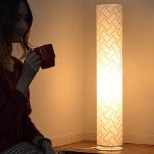 フロアライト 和紙 プリーツ 織姫 1灯