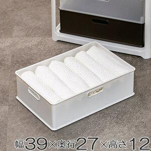 収納ボックス 収納ケース squ+ インボックス M ( 収納 カラーボックス インナーボック…
