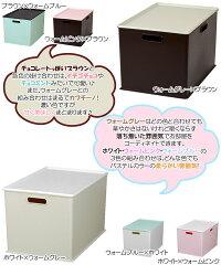 収納ボックス収納ケースsqu+インボックスM