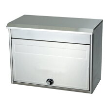 どでかポスト SGT-6600L ステンレスメールボックス