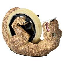テープカッター 文房具 テープディスペンサー ティラノサウルス 恐竜