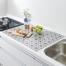 調理台マット シリコン キッチントップ保護マット 60×75cm