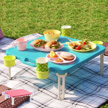 ピクニックテーブル レジャーテーブル 角型