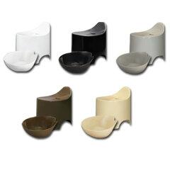 デュロー風呂イス&湯桶セットシックカラー5色