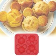 キャラクター シリコン ミッキーマウス マドレーヌ ミッキー