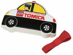 【ポイント最大18倍】かっこいいパトカーの型をしたトミカのお弁当箱 ランチボックス 子供用 キ...