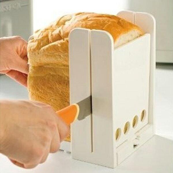 食パンカットガイド DX 食パン スライサー ( 食パンカッター 食パン スライス 山型食パン 5枚切り 6枚切り 8枚切り 12枚切り 厚み調節 薄切り 厚切り ホームベーカリー 自家製 簡単 )
