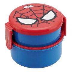【ポイント最大14倍】マーベルヒーローのかわいい丸型ランチボックス♪ お弁当箱 ランチボック...