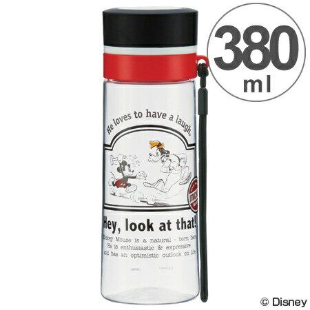 水筒 ブローダイレクトボトル ミッキーマウス プラスチック製 380m