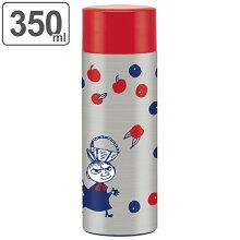 水筒 ムーミン ミイ 直飲み ダイレクトマグボトル 350ml ステンレス製