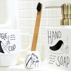 歯ブラシホルダー ドゥードゥル After bath ( 歯磨き 歯ブラシたて 歯ブラシスタンド ハブラシ 洗面用品 歯ブラシ立て 歯ブラシ置き 日本製 )