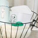 詰め替え容器ネコランドリーデタージェントボックス1100ml ( 詰め替え用 ネコ ジェルボール 猫 ねこ 洗濯 洗濯用品 ランドリー ランドリー用品 粉末洗剤 粉石鹸 粉石けん つめかえ 容器 プラスチック製 日本製 )