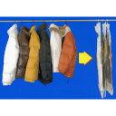 圧縮袋 衣類 ハンガーにそのままつるせる衣類圧縮袋 ショート ( クローゼット用 収納 バルブ式 ハ ...