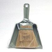 ちりとり ほうき セット 化繊箒付 ウイズG プチセット ( 箒 ホウキ チリトリ 掃除 掃除用具 清掃 )